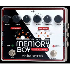 Electro-Harmonix Deluxe Memory Boy Analog delay with Tap Tempo