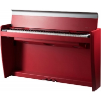 Dexibell Vivo H7 Home Digital Piano in Red Polished