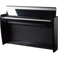 Dexibell Vivo H7 Home Digital Piano in Black Polished