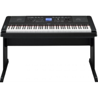 Yamaha DGX660 Portable Grand, Black