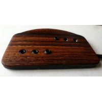 Krivo Djangobucker Petit Bouche Pickup - Humbucker for Gypsy Jazz Oval Hole Guitars