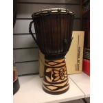 Percussion Plus PP641 Carved Djembe