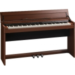 Roland DP90 MC Digital Piano in Medium Cherry