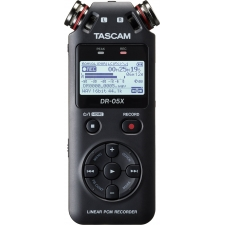 Tascam DR05X Hand Held Digital Recorder