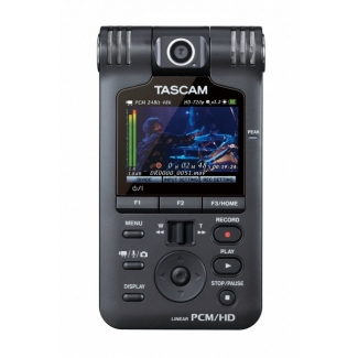 Tascam DRV1HD Handheld Audio & HD Video Recorder (ex demo)