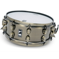 """Mapex Black Panther 'The Brass Cat' 14""""x5.5"""" Brass Snare Drum"""