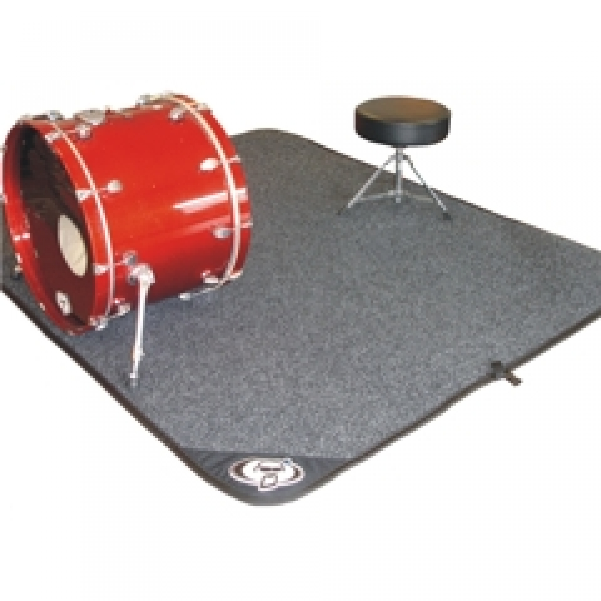 protection racket drum mat x 1 6m 9027 00 at promenade music. Black Bedroom Furniture Sets. Home Design Ideas