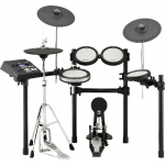 Yamaha DTX700K 5 Piece Digital Drum Kit Inc 2 Cymbals & Hi-Hat