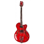 Duesenberg Imperial Semi Hollow, Red Burst, Secondhand