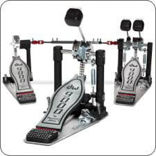 DW9000 Series Single Bass Drum Pedal (DWCP9000)