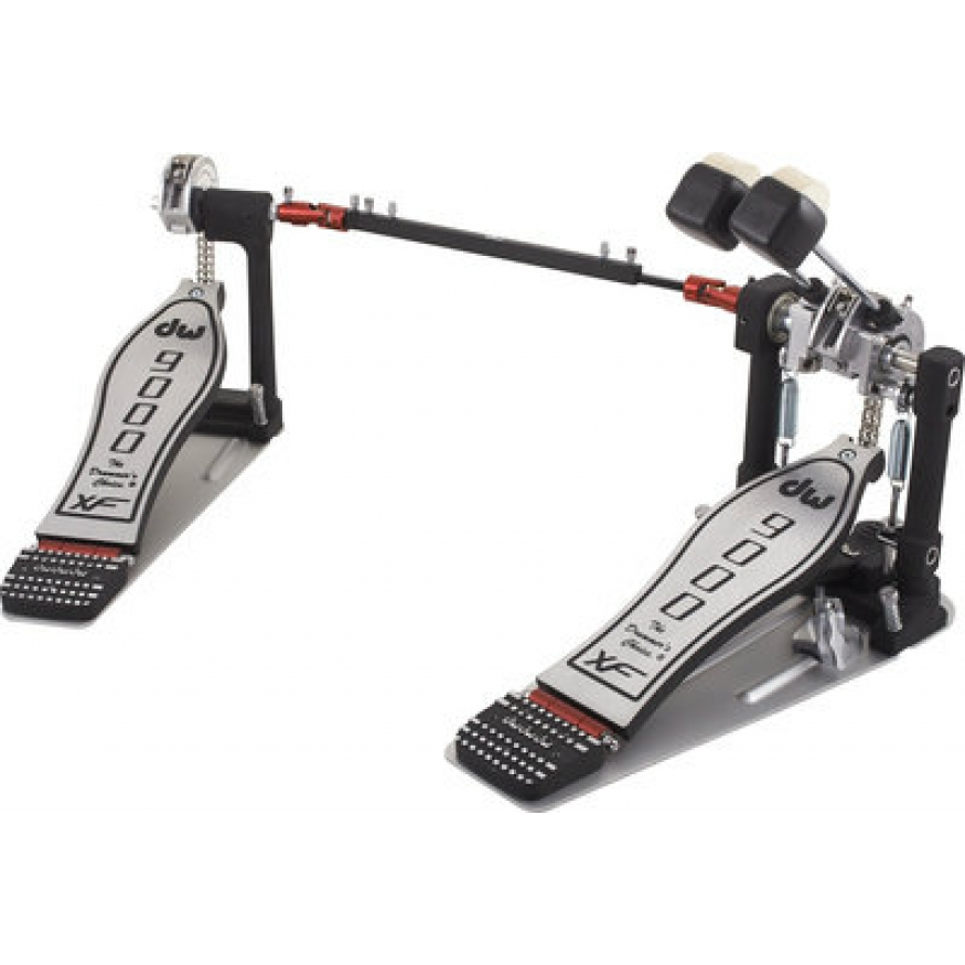 dw 9000 double pedal manual