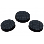 DW Tri-Pivot Pedal Feet Rubbers (Pack Of 3) - DWSP2225
