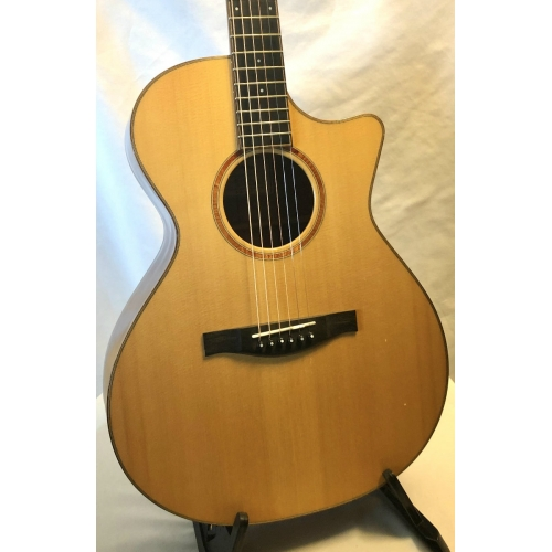 Eastman AC508CE Electro Acoustic Guitar, Secondhand