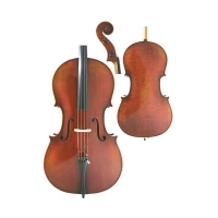 Eastman Master Series Cello (Stradivari Style), Instrument Only (CI013)