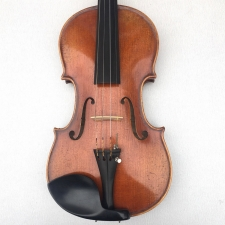 Full-size Eastman Stradivari Style Master Violin Outfit With Carbon Bow & Case