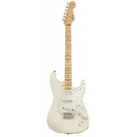 Fender Ed O'Brien EOB Stratocaster in Olympic White