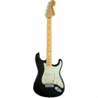 Fender American Made The Edge Signature Model Stratocaster in Black