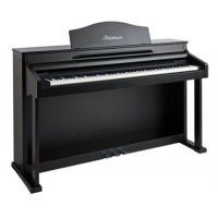 Bluthner e-Klavier 1 Digital Piano in Black Laquered Hi Gloss Cabinet