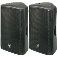 ElectroVoice ZXA5 Powered Speakers (Pair)