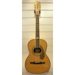 Fender Ron Emory 'Loyalty' Parlour Acoustic Guitar In Ash Butterscotch, Secondhand