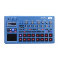 Korg EMX2 BL Electribe Music Production Station Now in Blue!