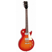 Encore E99 Electric Guitar, Cherry Sunburst