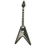 Epiphone Ltd Ed Brent Hinds Flying V, Silverburst, Secondhand