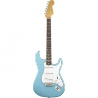 Fender Eric Johnson Stratocaster, Tropical Turquoise, Secondhand