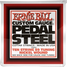 Ernie Ball 2502 Pedal Steel Custom Guitar Strings