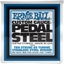 Ernie Ball 2504 Pedal Steel Custom Guitar Strings