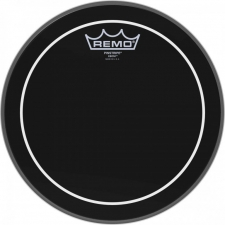 "Remo Pinstripe 10"" Ebony Batter Top Head (ES0610PS)"