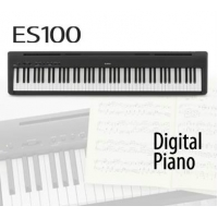 Kawai ES100 Digital Stage Piano Including Headphones