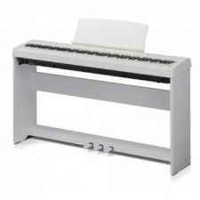 Kawai ES110 Portable Piano Package White, Inc Stand & Pedals