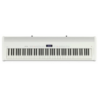 Kawai ES8 Portable Piano in White