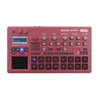 Korg ESX2 Electribe Sampler Music Production Station - RED