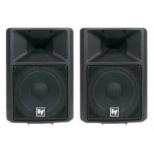 ElectroVoice SX300E PA Speakers (Pair) Secondhand