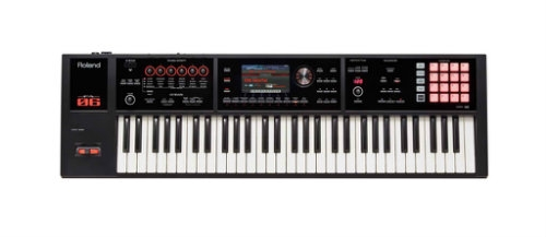 Roland FA06 Worstation - 61 Note Synth