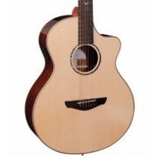 Faith FNBCEHG HiGloss Baritone Neptune Electro Acoustic With Case