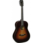Faith FRSB45 Drop Dreadnought, Classic Burst, Secondhand