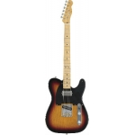 Fender Mexican Special Edition Road Worn Hot Rod Telecaster in Sunburst
