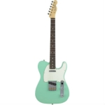 Fender MIJ Hybrid 60's Telecaster, Sea Foam Green