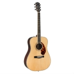 Fender PM1E Limited Adirondack Dreadnought, Natural Electro Acoustic
