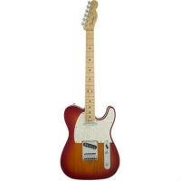 Fender American Elite Telecaster in Aged Cherry Burst