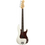 Fender American Standard Precision Bass, White, Secondhand