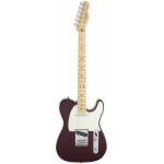 Fender American Standard Telecaster, Bordeaux Metallic, Secondhand