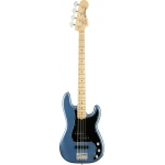 Fender American Performer Precision Bass, Satin Lake Placid Blue
