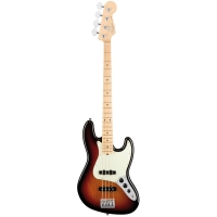 Fender American Professional Jazz Bass, 3 Colour Sunburst
