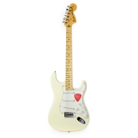 Fender American Special Stratocaster in Olympic White