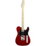 Fender American Standard Telecaster, Crimson Red Transparent