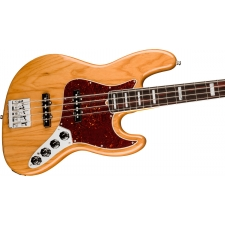 Fender American Ultra Jazz Bass, Aged Natural, Limited Edition